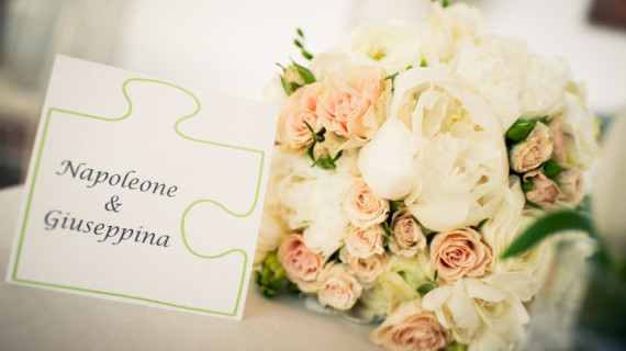 REAL WEDDING – COUNTRY CHIC